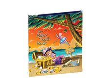 Picture of Baby Tooth Album- Tooth Fairy Island Collection- Girl