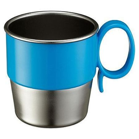 Picture of DIN DIN SMART™ STAINLESS CUP - BLUE