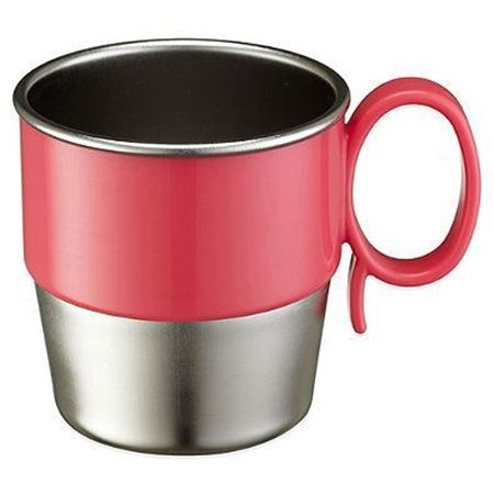Picture of DIN DIN SMART™ STAINLESS CUP - PINK