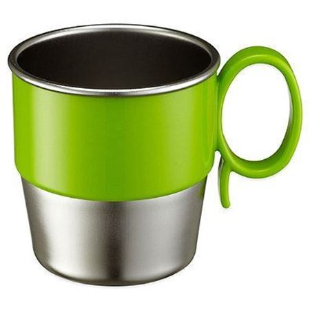 Picture of DIN DIN SMART™ STAINLESS CUP - GREEN