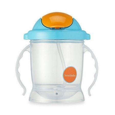 Picture of SIPPIN' SMART™ EZ FLOW STRAW SIPPY - BLUE