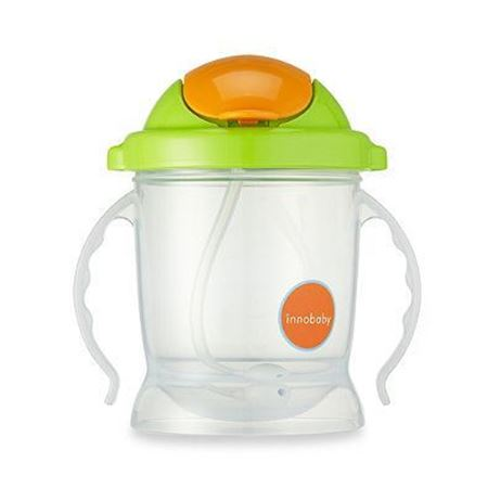 Picture of SIPPIN' SMART™ EZ FLOW STRAW SIPPY - GREEN