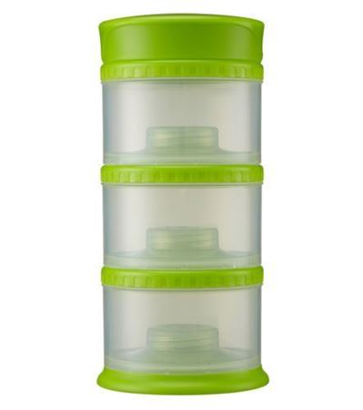 Picture of PACKIN' SMART® TWISTABLE 3 TIER ESSENTIALS - GREEN