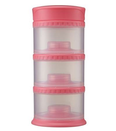 Picture of PACKIN' SMART® TWISTABLES - 3 TIER ESSENTIALS - PINK