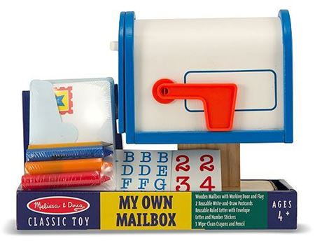 Picture of My Own Mailbox Classic Toy