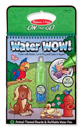 Picture of Water WOW! Animals - ON the GO Travel Activity