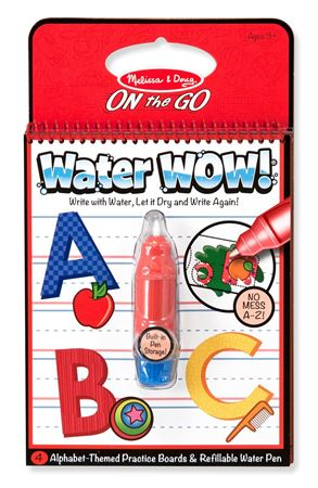 Picture of Water WOW! Alphabet - ON the GO Travel Activity