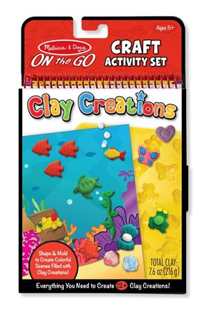 Picture of On-the-Go Crafts - Clay Creations