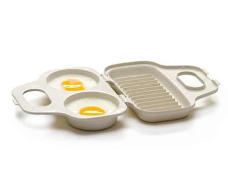 Picture of Prep Solutions microwave egg poacher