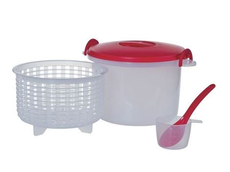 Picture of Prep Solutions microwave rice and pasta cooker