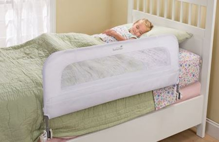 Picture of 2 in 1 Convertible Crib Rail to Bedrail