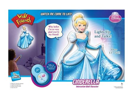 Picture of Wall Friends Cinderella