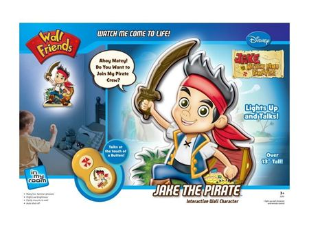 Picture of Wall Friends Jake and the Never Land Pirates