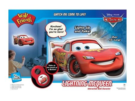 Picture of Wall Friends Lightning McQueen