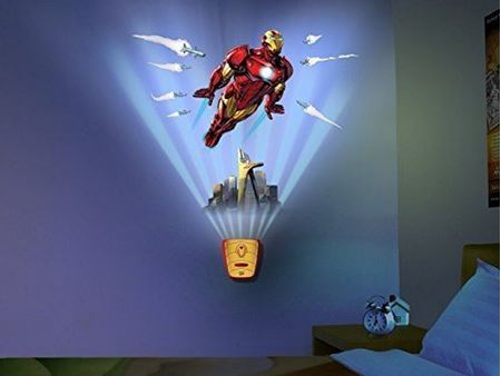 Picture of Wild Walls Full Power Aerial Pursuit (Iron Man)