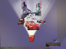 Picture of Cars Wild Walls