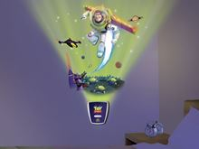 Picture of Wild Walls - Star Command Space Mission (Toy Story)