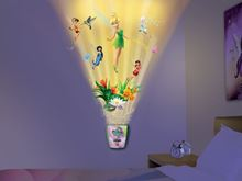 Picture of Wild Walls Garden of Fairy Friends (Tinker Bell)