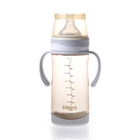 Picture of PPSU Premium Bottle With Handles (8oz)
