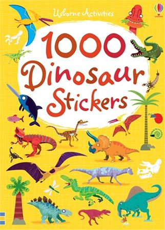 Picture of 1000 Dinosaur Stickers