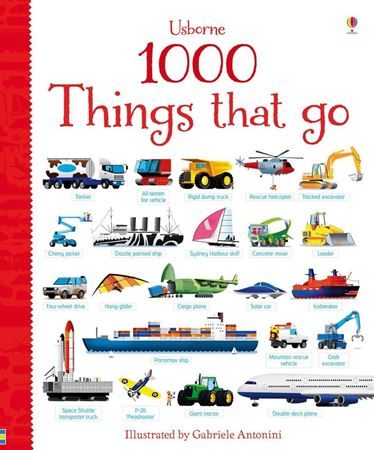 Picture of 1000 Things That GO