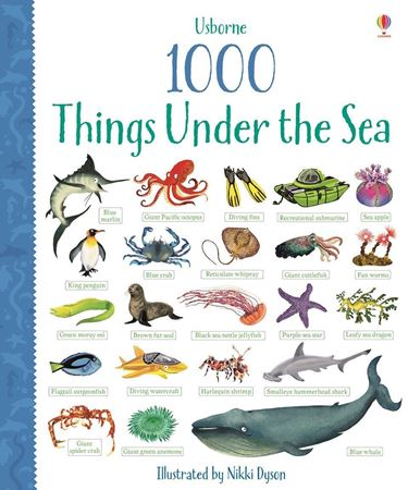 Picture of 1000 Things Under The Sea
