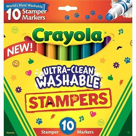 Picture of 10ct Ultra Clean Expression Stamper Marker