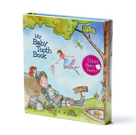 Picture of Baby Tooth Album-Tooth Fairy Land Collection- Boy