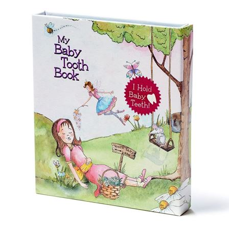 Picture of Baby Tooth Album-Tooth Fairy Land Collection- Girl