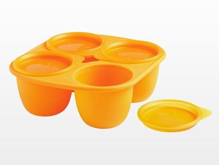 Picture of BABYPODS - LARGE (Orange)