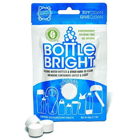 Picture of Bottle Bright 10 Count Pouch