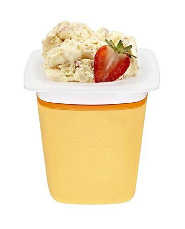 Picture of Chill Factor Frozen Yogurt Maker - Peach