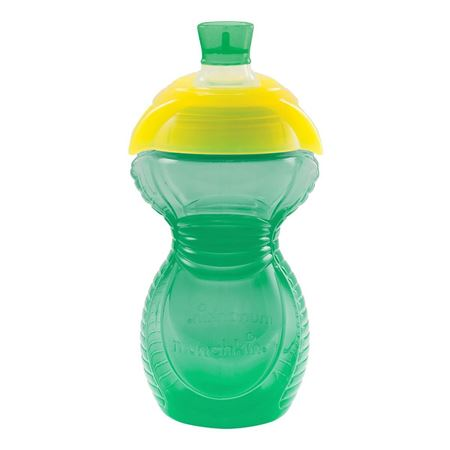 Picture of Click Lock™ Bite Proof Sippy Cup - 9oz (Teal/Yellow)