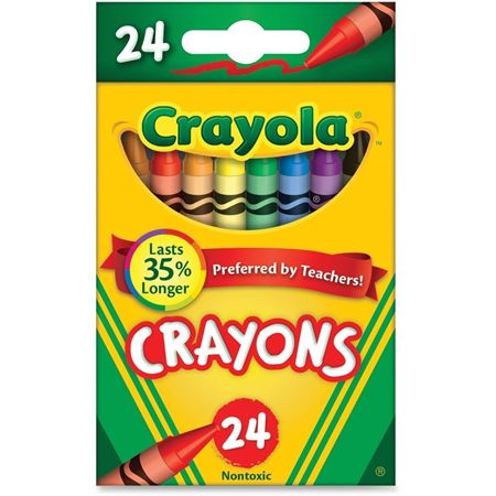 Picture of Crayola Crayons 24 ct.