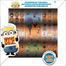Picture of Despicable Me 2 Stickers by the Roll