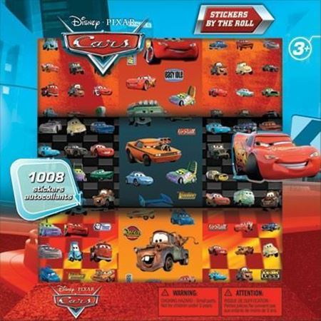 Picture of Disney Cars Stickers by the Roll