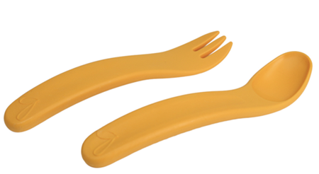 Picture of ergoFork+Spoon™ – Orange