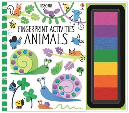 Picture of Fingerprint activities: Animals