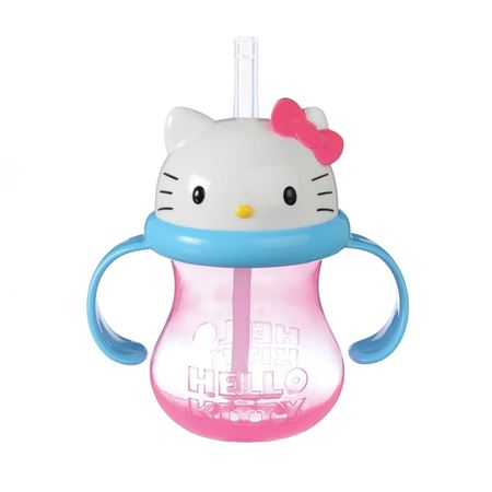 Picture of Hello Kitty® Straw Cup - 8oz (Pink)