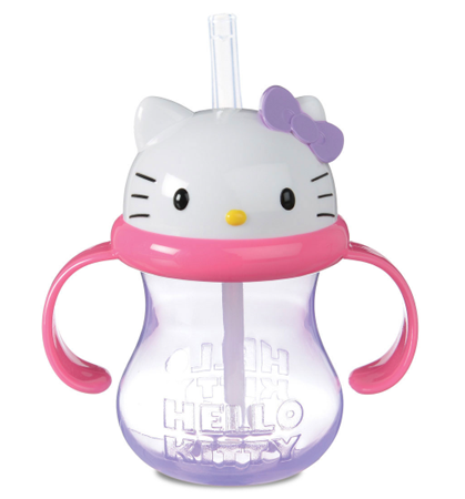 Picture of Hello Kitty® Straw Cup - 8oz (Purple)