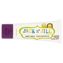 Picture of Jack N' Jill Natural Calendula Toothpaste Blackcurrant Flavor 50g