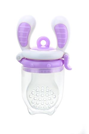 Picture of Kidsme Food Feeder - White/Purple (Large)