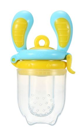 Picture of Kidsme Food Feeder Blue/Yellow (Small)