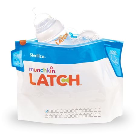 Picture of LATCH™ Sterilize™ Bags - 6 Pack