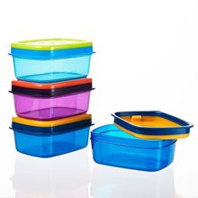 Picture of Leak-proof Half Cup Portion Containers