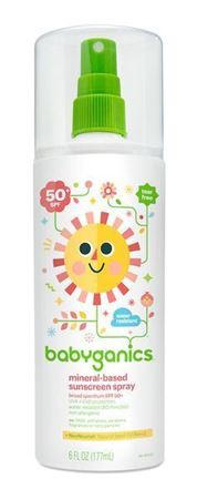 Picture of Mineral-Based Sunscreen Spray 50+ SPF- 6oz
