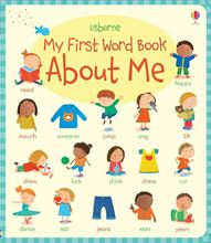 Picture of My First Word Book About Me