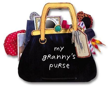 Picture of My Granny's Purse Board book