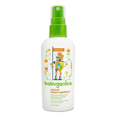 Picture of Natural Insect Repellent- 2oz