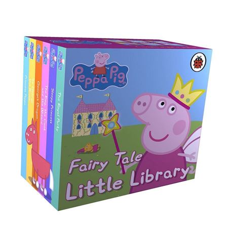 Picture of Peppa Pig: Fairy Tale Little Library